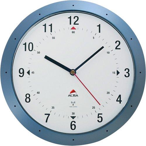 orologio da parete watch time radiocontrollato alba