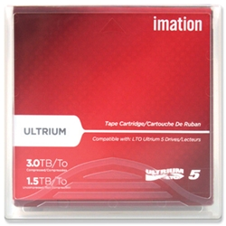 Imation Ultrium LTO 5 Data Tape Cartridge 240MB/s 1.5-3TB Ref i27672 - Item image