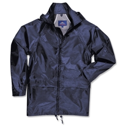 Portwest Pacific Rain Jacket EN343 Protection Navy Medium Ref S440NAVYMED