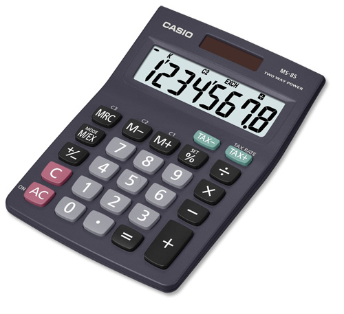 how to use memory on calculator