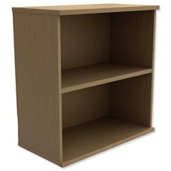 Trexus Low Bookcase - Euroffice