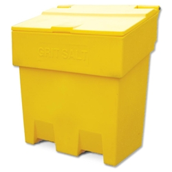 Bentley Grit and Salt Bin Polyethylene Capacity 200kg 200 Litres Weight 14kg Ref SPC/GRIT200
