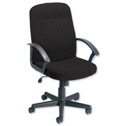 Trexus High Back Manager Armchair - Euroffice