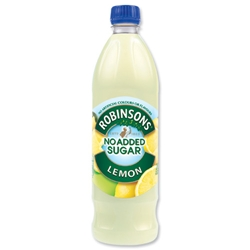 Robinsons Special R Squash No Added Sugar 1 Litre Lemon Ref A02103 [Pack 12]