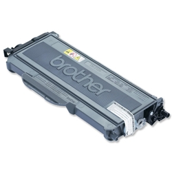 Brother Laser Toner Cartridge High Yield 2600pp Black Ref TN2120