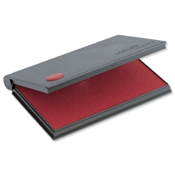 Colop Stamp Pad Micro 2 Felt 110x70mm Red Ref 54012130 - Item image