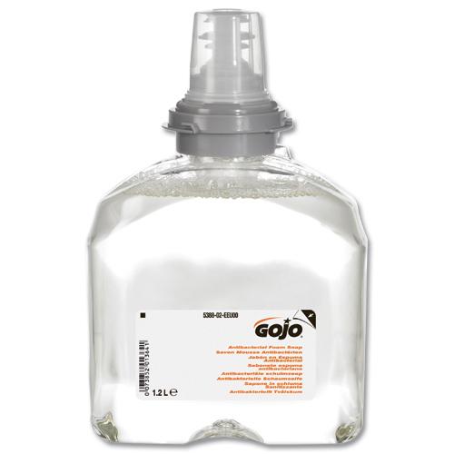 gojo soap dispenser how to open